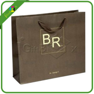 Custom Printed Gift Paper Bags for Shopping pictures & photos