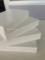 White Density Rigid 1220X2440mm PVC Foam Board pictures & photos