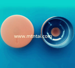 20mm Tear off Caps in Orange Color pictures & photos
