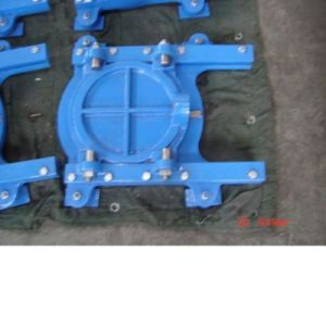 Light Type Cast Iron Round Sluice Gate