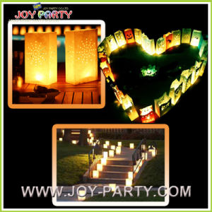 Eco Fire-Retardant Luminaries Candle Bag pictures & photos