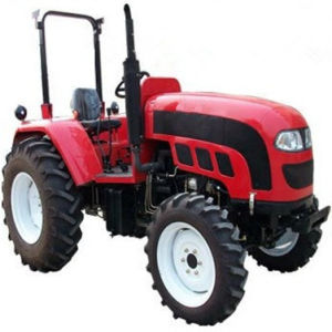 40-65HP 4X4 Farm Compact Tractors with Wood Chipper pictures & photos