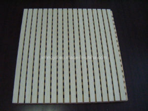 Beauty Sound Absorption Panel / Acoustic Wooden Board pictures & photos