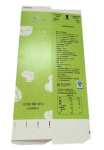 907g Cream Gable Top Carton with 3 Layers pictures & photos