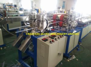 Customized PVC IC Electronics Package Pipe Plastic Extrusion Machine pictures & photos