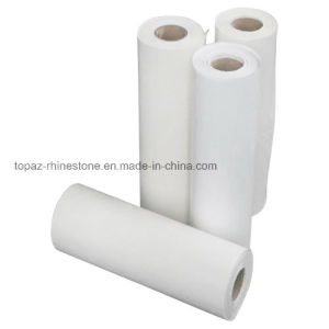Hot Melt Adhesive Film Glue Embroidery Hot Melt Backing Film for Patch (HF-PO/PA/PES/PU/EVA) pictures & photos