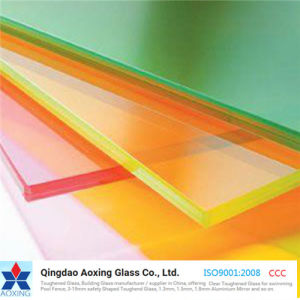 Art/Color/Clear Laminated Glass for Decoration/Glass Partition pictures & photos