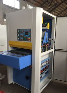 Automatic Wide-Belt Sander Machine/ Sander for Paper Honey Comb Cooling Pads pictures & photos