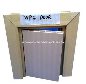 New Design Waterpwooden Door for Bedroom