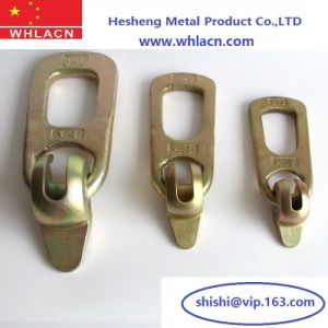 Concrete Casptan Lifting Shackle for Spherical Head Lifting Pins pictures & photos