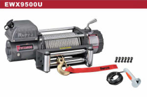 Runva-Ewx9500 Electric Winch 12V/24V 9500lb Winch