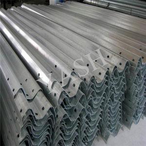 Safety Galvanized Aluminium I Beam Guardrail