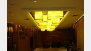 Translucent Marble Lampshade for Ceiling (NO. 1) pictures & photos
