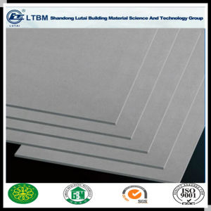 Supply 1220*3000/2440mm 8mm Fireproof Materials Calcium Silicate Board pictures & photos