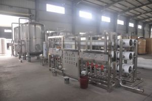 FRP Pure Water Treatment Equipment Reverse Osmosis pictures & photos