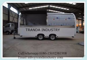 with Ce Approved Candy Floss Crepe Making Cart pictures & photos