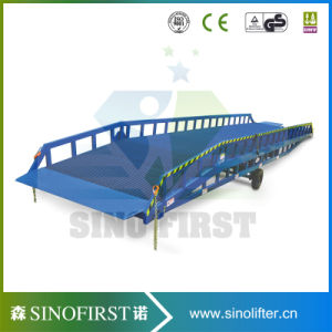 8ton 10ton Stationary Container Load Bridge pictures & photos