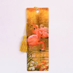 Personalized 3D Bookmark Lenticular Printing pictures & photos