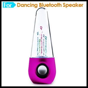 New Water Show Function Bluetooth Dual Speaker with Powerful Sound pictures & photos