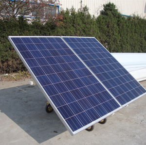 Anhua High Efficiency Portable Solar Power Station pictures & photos