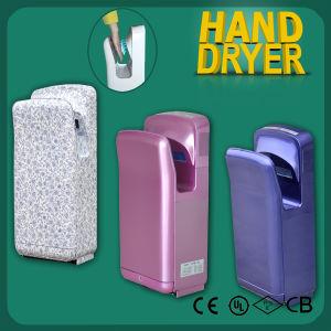 China Public Washroom Hot Air Hand Dryer Home Appliances