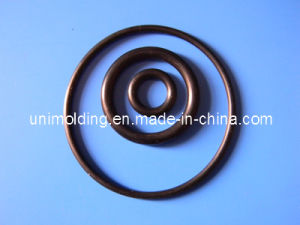Standard and Custom Rubber O Rings/Mechanical Seal/Sealing Gasket/Wearable Rubber Ring Fitting NBR O-Rings Seals pictures & photos
