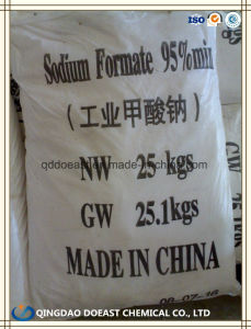 Sodium Formate Powder 95% Min for Oil Drilling Applications pictures & photos