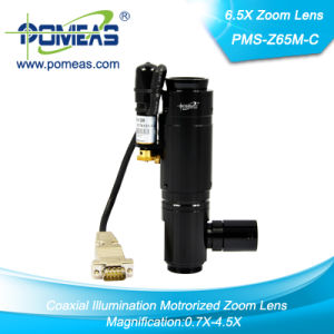 6.5X Zoom Lens with C-Mount for Optical Inspection