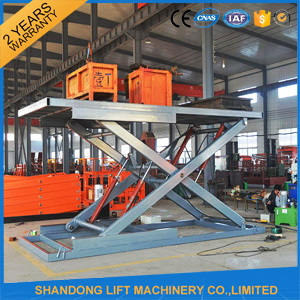 3ton Load Capacity Scissor Type Car Parking Lift pictures & photos