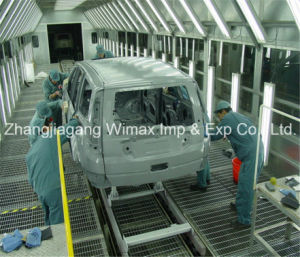 Car Body Paint Spraying Machine pictures & photos