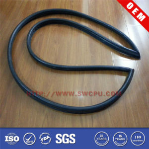 Extrusion High Quality Silicone Sponge Rubber Door Seal Strip pictures & photos