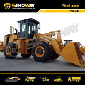 4 Ton Front End Loader pictures & photos