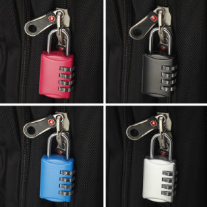 Digital Combination Luggage and Case and Bag Code Lock pictures & photos