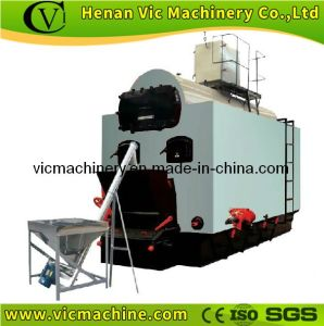 Hot-Water Pellet Boiler (CDZL0.7-85/60-T) pictures & photos