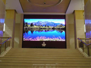 Indoor Die Casting LED Display pictures & photos