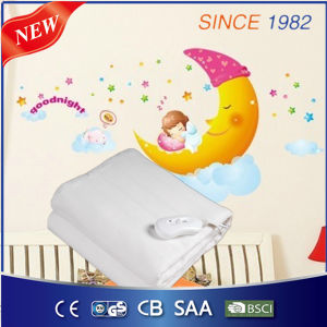 Professional Electric Heating Blanket Producer with BSCI Approval pictures & photos