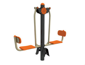 Double Fitness Equipment Training Machine (HD-12204) pictures & photos