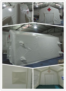 Mobile Air Tight First Aid Inflatable Emergency Tent pictures & photos