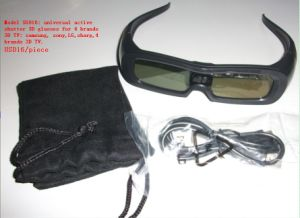 IR Modulated 3D TV Glasses (SG015)