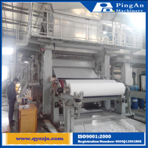 Hot 1575mm Upside Down Pulp Tissue Toilet Paper Making machine
