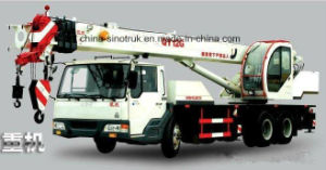Top Guality China Mobile Truck Crane Qy12g of 12tons