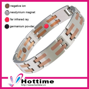Bio Magnetic Stainless Steel Bracele pictures & photos