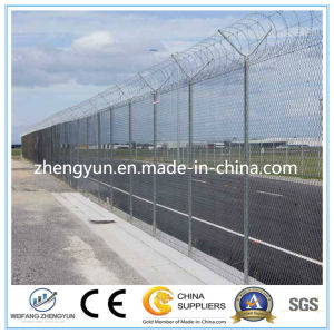 Security Powder Coating Wire Mesh Netting Fence pictures & photos