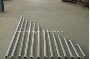 Painted Durable Cuplock Scaffolding Ledger/Horizontal pictures & photos