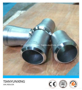 ANSI B16.9 A403 304L Seamless Stainless Steel Reducer pictures & photos