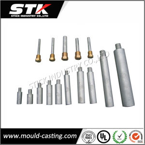High Pressure Zinc Die Casting Anodes with Bolt (STK-ZDO0032) pictures & photos