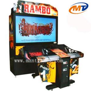 Rambo Arcade Game Machine Playground Equipment pictures & photos