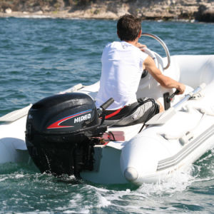 Factory Price Gasoline Outboard Boat Engine pictures & photos