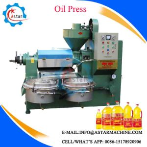 Soybean, Sunflower Seed, Sesame Seed Oil Palm Fruit Oil Expeller pictures & photos