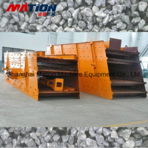 China Yk Series Circular Vibrating Stone Screeners pictures & photos